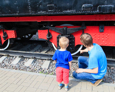 Kids Raleigh: Holiday Train Rides - Fun 4 Raleigh Kids