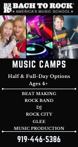 Bach to Rock Apex Camps