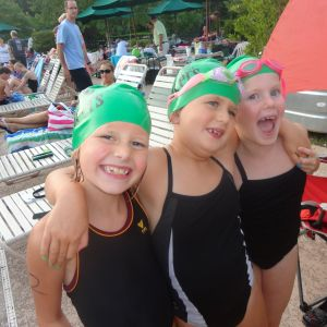 Greenway Club Racers Swim Team