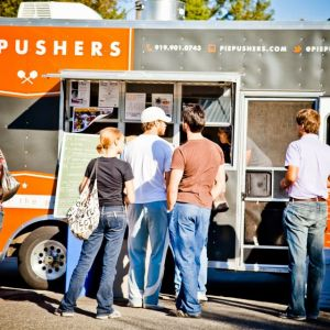 Pie Pushers Food Truck