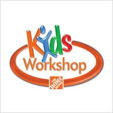 Home Depot Build It Yourself Workshops