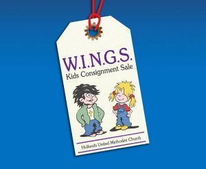 03/23-03/24 Wings Kids Consignment Sale