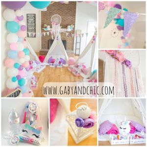 Gaby and Chic Slumber Parties