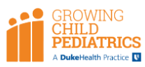 Growing Child Pediatrics