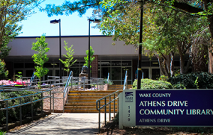 Athens Drive Community Library