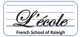 L'ecole - French School of Raleigh