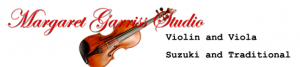 Margaret Garriss Violin Studio