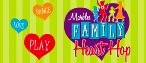 02/08/2019 Family Heart Hop at Marbles Kids Museum